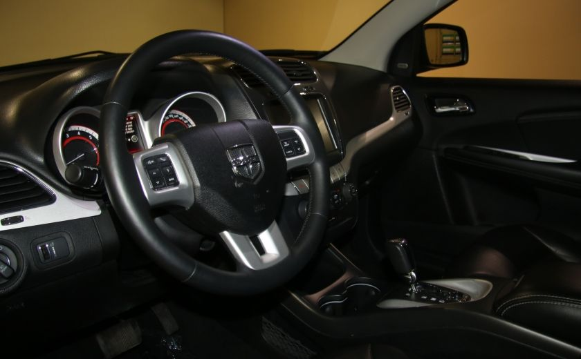 2015 Dodge Journey R/T AWD CUIR MAGS 7PASSAGERS CAM.RECUL #8