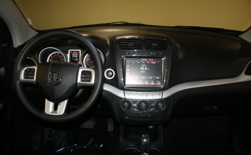2015 Dodge Journey R/T AWD CUIR MAGS 7PASSAGERS CAM.RECUL #12