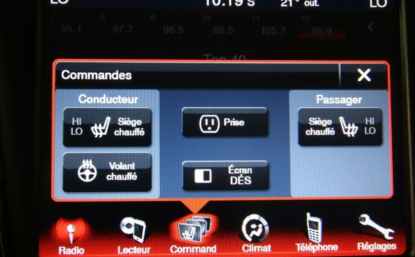 2015 Dodge Journey R/T AWD CUIR MAGS 7PASSAGERS CAM.RECUL #17