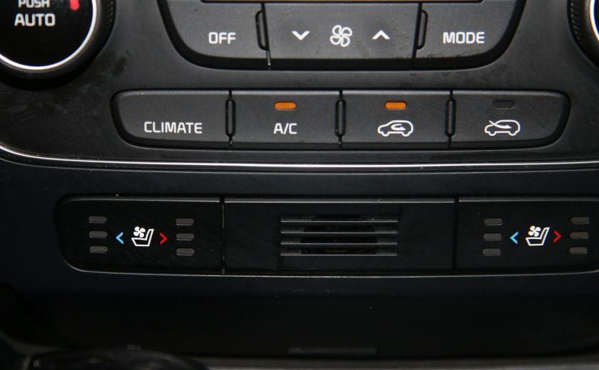 2014 Kia Sorento  SX AUTOMATIQUE A/C MAGS BLUETHOOT CUIR #8