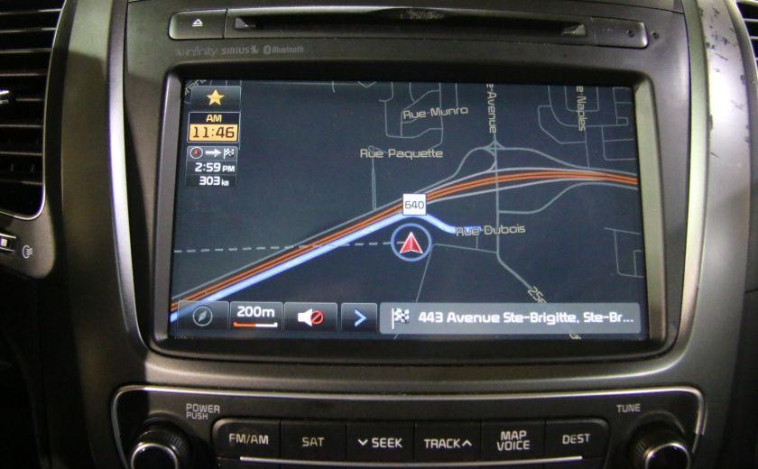 2014 Kia Sorento  SX AUTOMATIQUE A/C MAGS BLUETHOOT CUIR #12