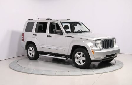 2011 Jeep Liberty Limited 4WD AUTO CUIR MAGS BLUETOOTH in Carignan