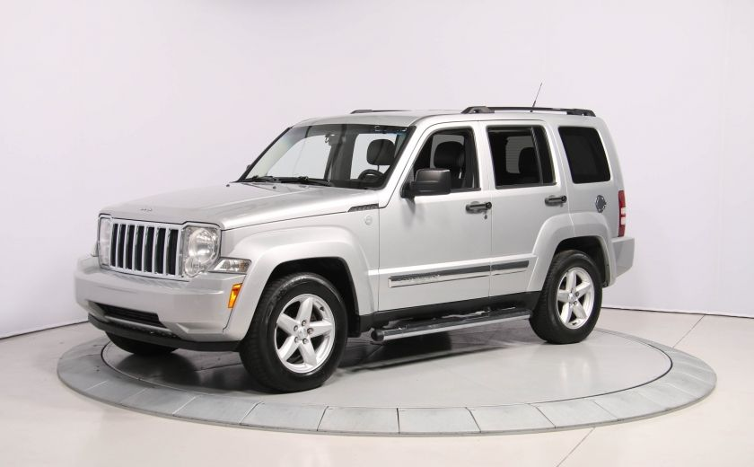 2011 Jeep Liberty Limited 4WD AUTO CUIR MAGS BLUETOOTH #2