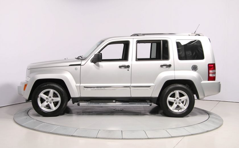 2011 Jeep Liberty Limited 4WD AUTO CUIR MAGS BLUETOOTH #3