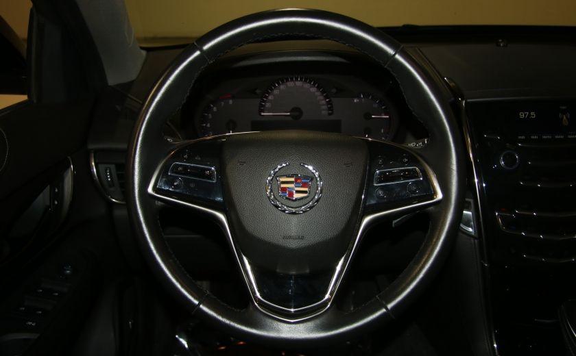 2013 Cadillac ATS AUTO A/C CUIR MAGS #14