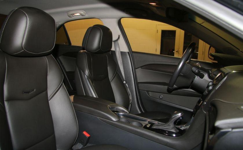 2013 Cadillac ATS AUTO A/C CUIR MAGS #25