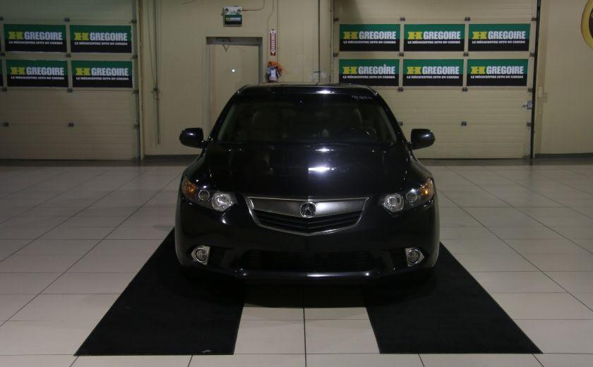 2012 Acura TSX w/Premium Pkg AUTO CUIR TOIT MAGS BLUETOOTH #1