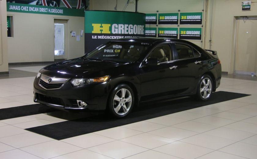 2012 Acura TSX w/Premium Pkg AUTO CUIR TOIT MAGS BLUETOOTH #2