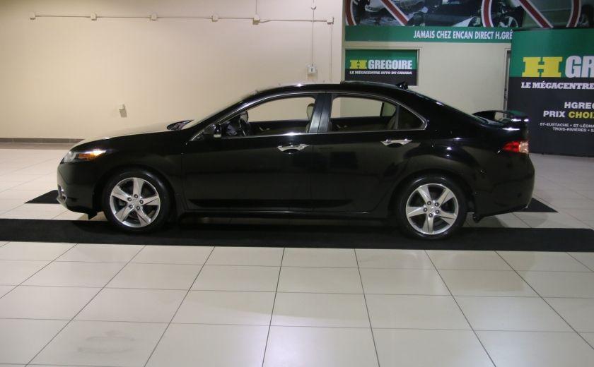 2012 Acura TSX w/Premium Pkg AUTO CUIR TOIT MAGS BLUETOOTH #3
