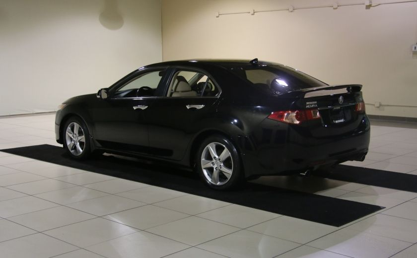 2012 Acura TSX w/Premium Pkg AUTO CUIR TOIT MAGS BLUETOOTH #4