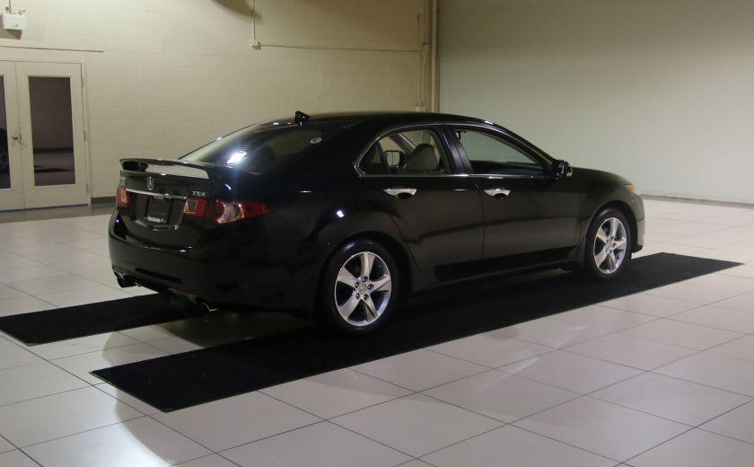 2012 Acura TSX w/Premium Pkg AUTO CUIR TOIT MAGS BLUETOOTH #6