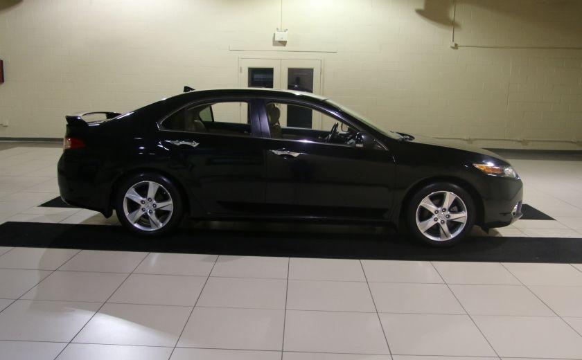 2012 Acura TSX w/Premium Pkg AUTO CUIR TOIT MAGS BLUETOOTH #7