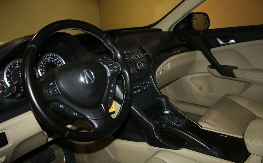 2012 Acura TSX w/Premium Pkg AUTO CUIR TOIT MAGS BLUETOOTH #8