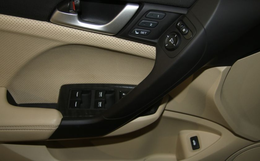 2012 Acura TSX w/Premium Pkg AUTO CUIR TOIT MAGS BLUETOOTH #10