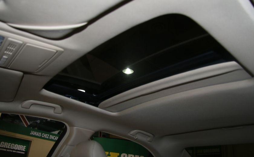 2012 Acura TSX w/Premium Pkg AUTO CUIR TOIT MAGS BLUETOOTH #12