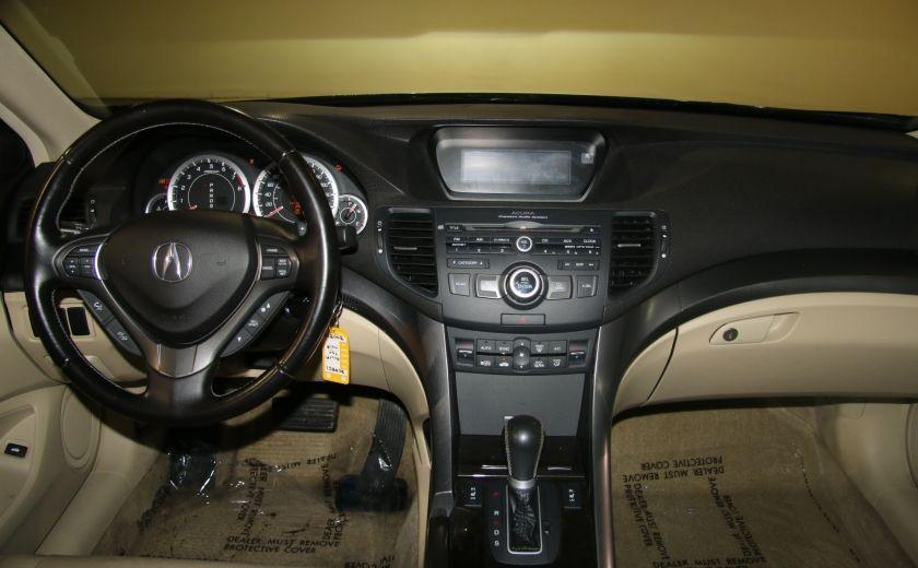 2012 Acura TSX w/Premium Pkg AUTO CUIR TOIT MAGS BLUETOOTH #13