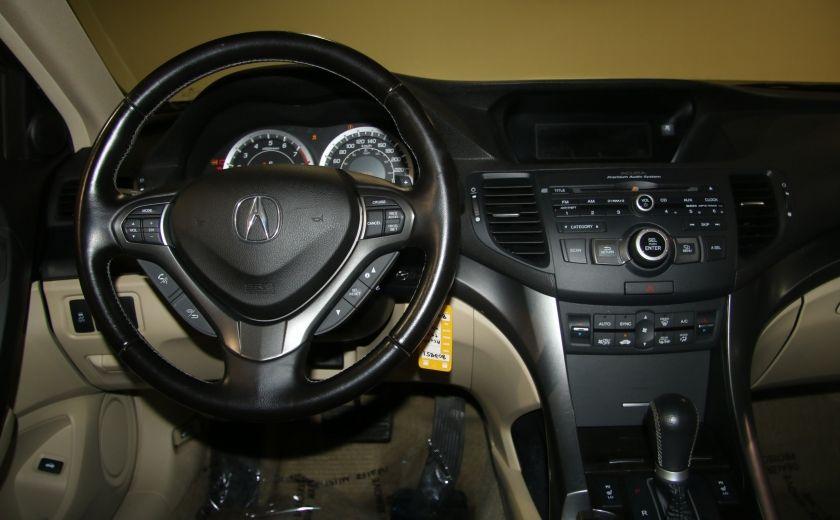 2012 Acura TSX w/Premium Pkg AUTO CUIR TOIT MAGS BLUETOOTH #14