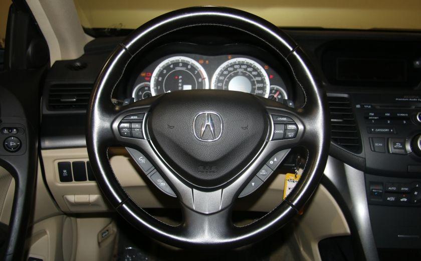 2012 Acura TSX w/Premium Pkg AUTO CUIR TOIT MAGS BLUETOOTH #15