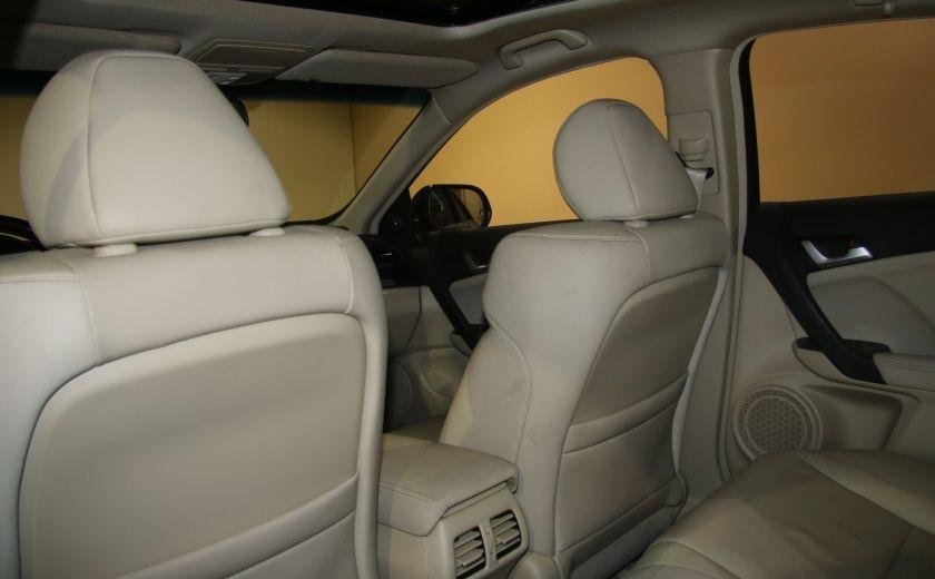 2012 Acura TSX w/Premium Pkg AUTO CUIR TOIT MAGS BLUETOOTH #19