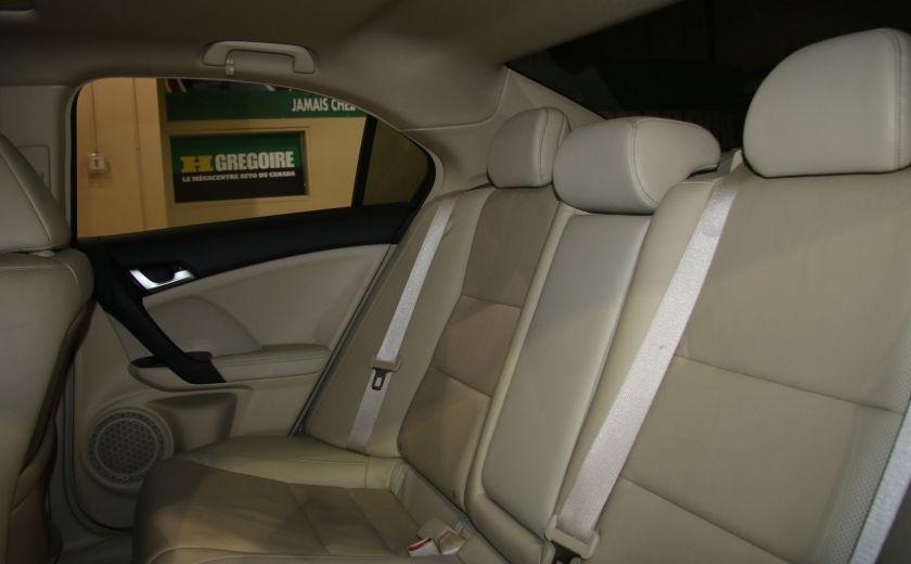 2012 Acura TSX w/Premium Pkg AUTO CUIR TOIT MAGS BLUETOOTH #20