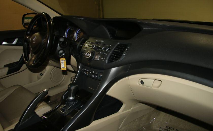 2012 Acura TSX w/Premium Pkg AUTO CUIR TOIT MAGS BLUETOOTH #23