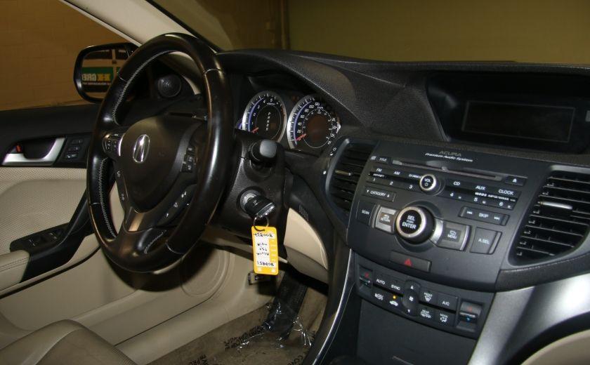 2012 Acura TSX w/Premium Pkg AUTO CUIR TOIT MAGS BLUETOOTH #24