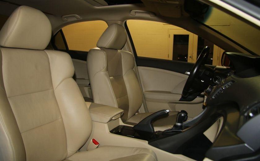 2012 Acura TSX w/Premium Pkg AUTO CUIR TOIT MAGS BLUETOOTH #25