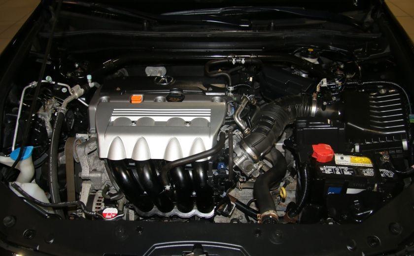 2012 Acura TSX w/Premium Pkg AUTO CUIR TOIT MAGS BLUETOOTH #26