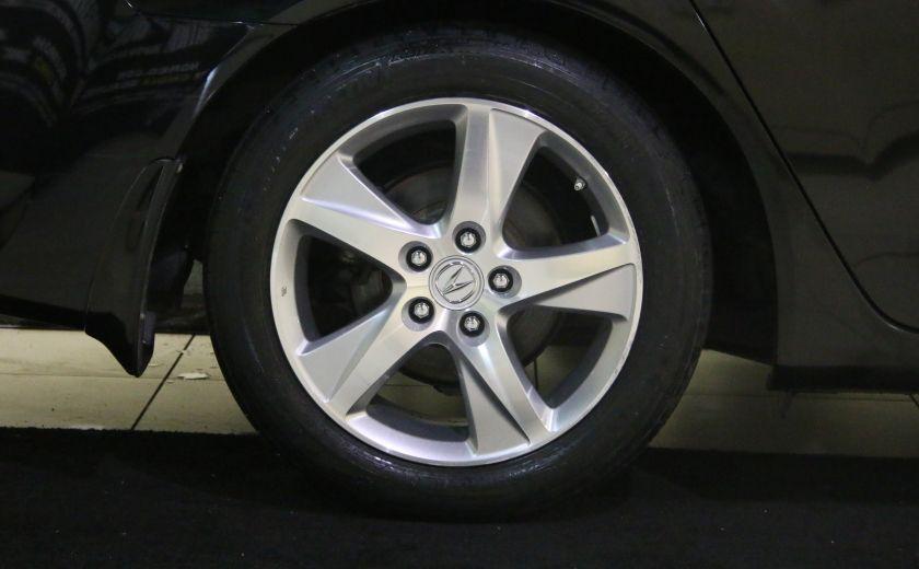2012 Acura TSX w/Premium Pkg AUTO CUIR TOIT MAGS BLUETOOTH #32