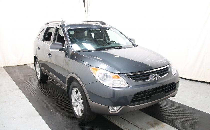 2012 Hyundai Veracruz GLS AWD CUIR TOIT 7 PASSAGERS #0