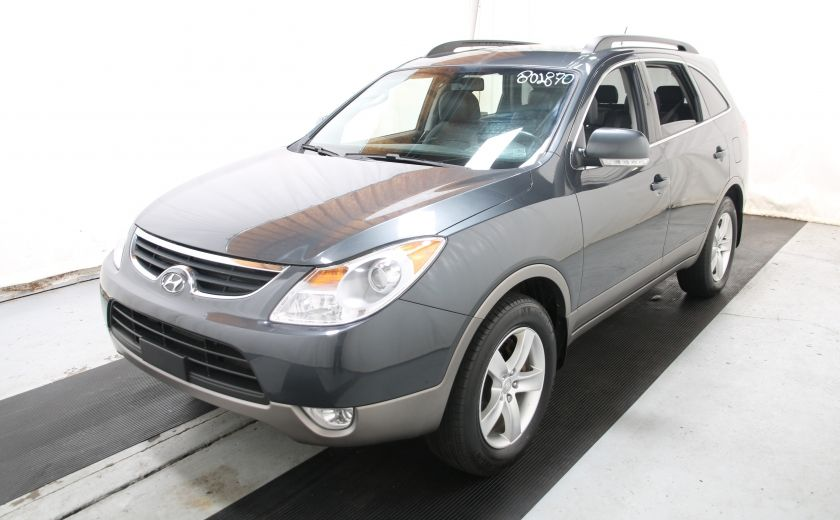 2012 Hyundai Veracruz GLS AWD CUIR TOIT 7 PASSAGERS #2