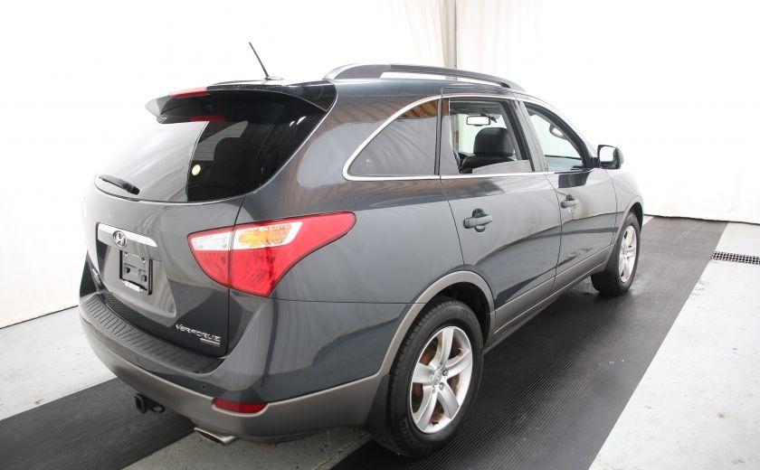 2012 Hyundai Veracruz GLS AWD CUIR TOIT 7 PASSAGERS #5