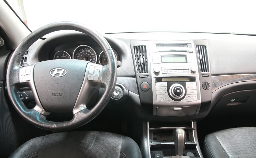 2012 Hyundai Veracruz GLS AWD CUIR TOIT 7 PASSAGERS #11