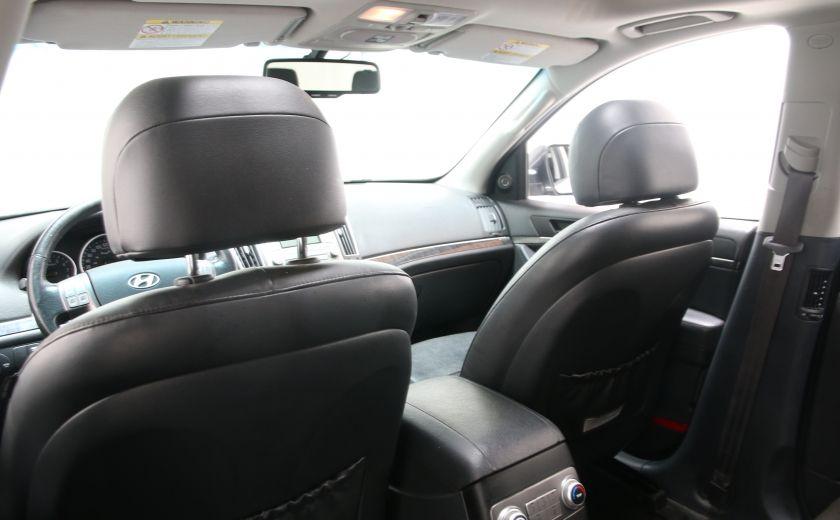 2012 Hyundai Veracruz GLS AWD CUIR TOIT 7 PASSAGERS #15