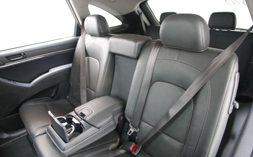 2012 Hyundai Veracruz GLS AWD CUIR TOIT 7 PASSAGERS #17