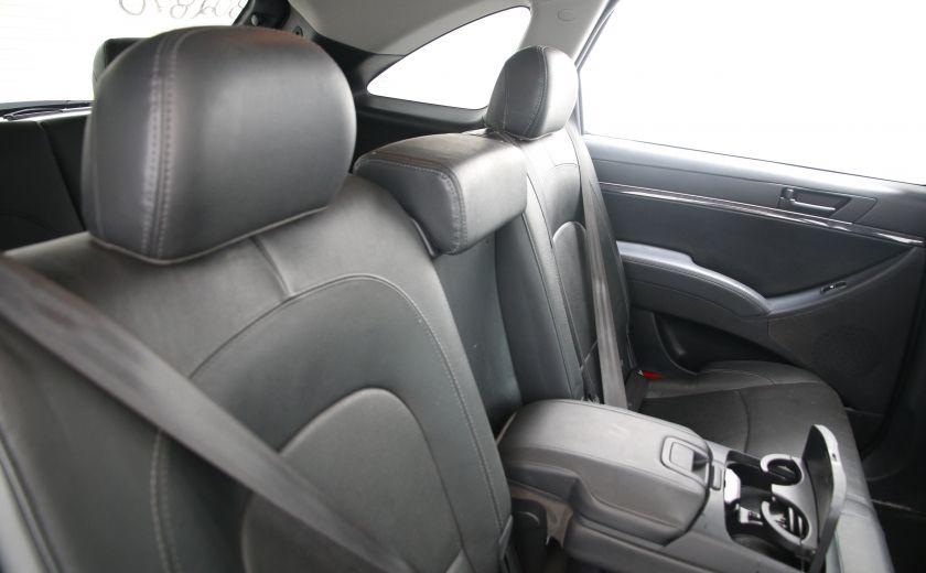 2012 Hyundai Veracruz GLS AWD CUIR TOIT 7 PASSAGERS #20