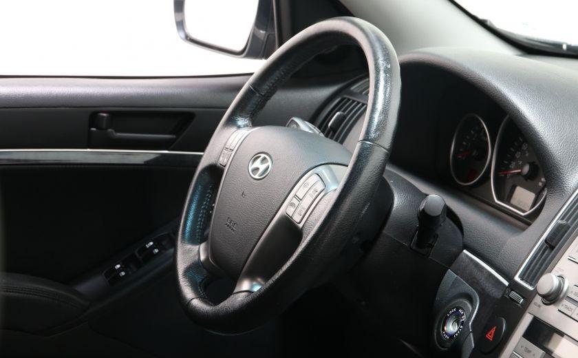 2012 Hyundai Veracruz GLS AWD CUIR TOIT 7 PASSAGERS #23