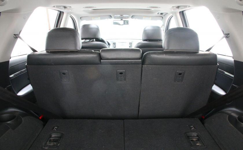 2012 Hyundai Veracruz GLS AWD CUIR TOIT 7 PASSAGERS #29