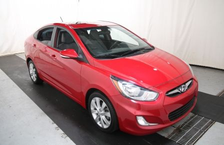 2014 Hyundai Accent GLS AUTO A/C TOIT MAGS in Québec
