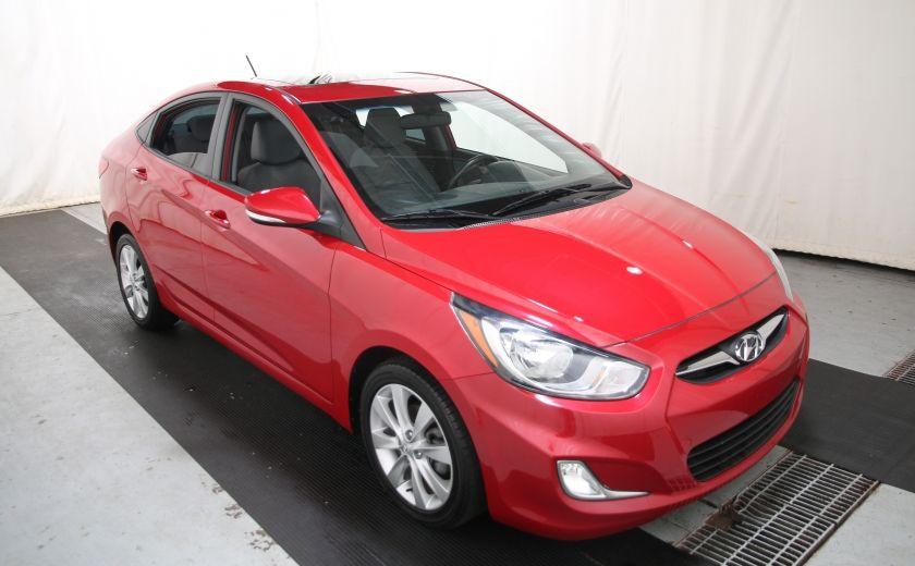 2014 Hyundai Accent GLS AUTO A/C TOIT MAGS #0