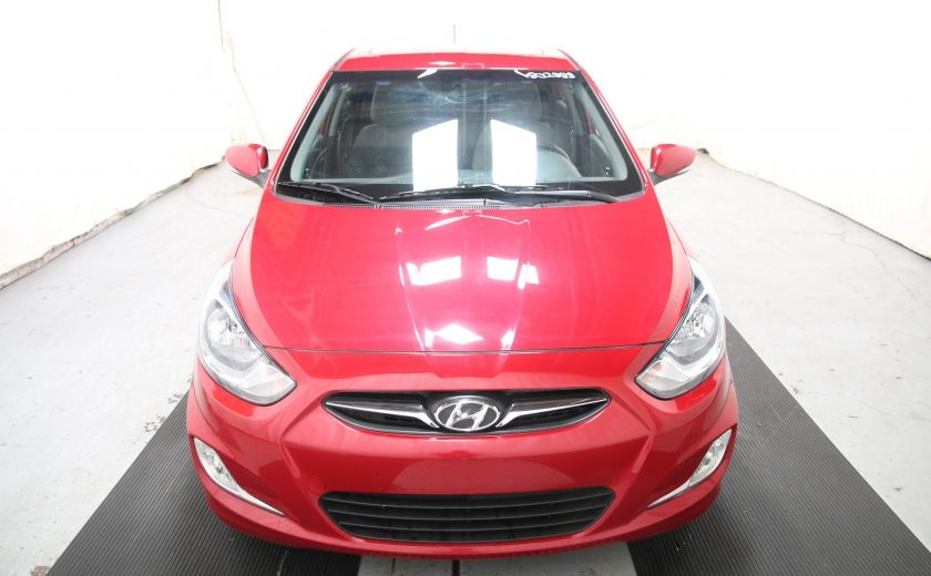 2014 Hyundai Accent GLS AUTO A/C TOIT MAGS #1