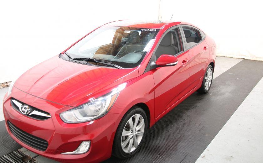 2014 Hyundai Accent GLS AUTO A/C TOIT MAGS #2