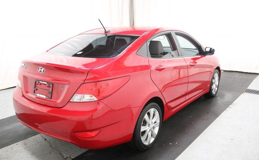 2014 Hyundai Accent GLS AUTO A/C TOIT MAGS #5
