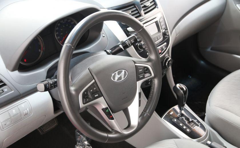 2014 Hyundai Accent GLS AUTO A/C TOIT MAGS #6