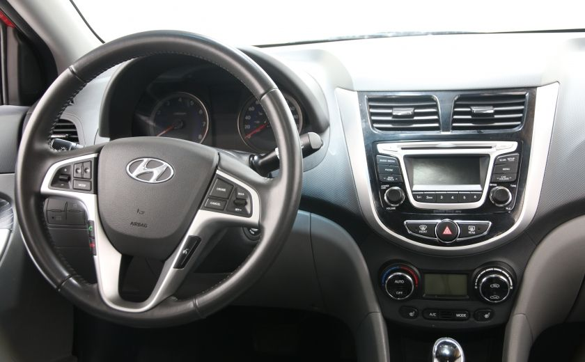 2014 Hyundai Accent GLS AUTO A/C TOIT MAGS #11
