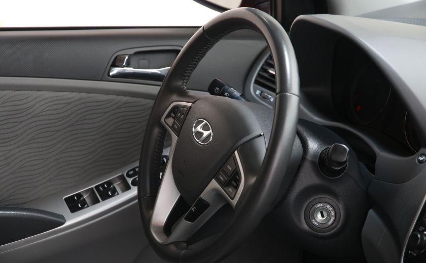 2014 Hyundai Accent GLS AUTO A/C TOIT MAGS #20