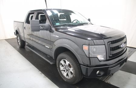 2014 Ford F150 FX4 4WD AUTO A/C CUIR TOIT MAGS à Repentigny
