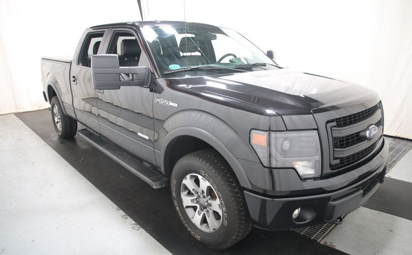 2014 Ford F150 FX4 4WD AUTO A/C CUIR TOIT MAGS #0