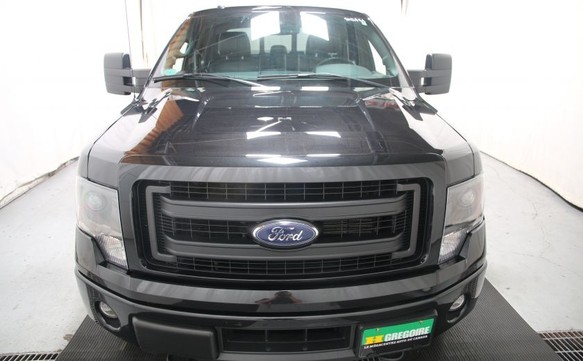 2014 Ford F150 FX4 4WD AUTO A/C CUIR TOIT MAGS #1