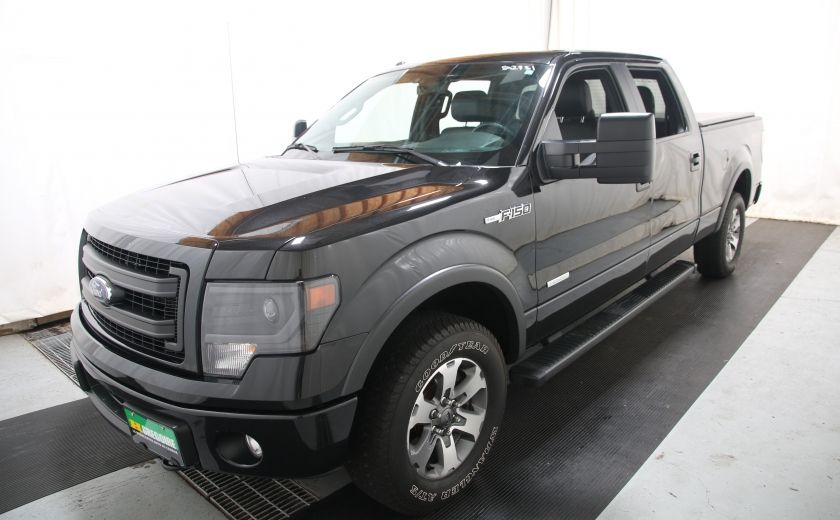 2014 Ford F150 FX4 4WD AUTO A/C CUIR TOIT MAGS #2